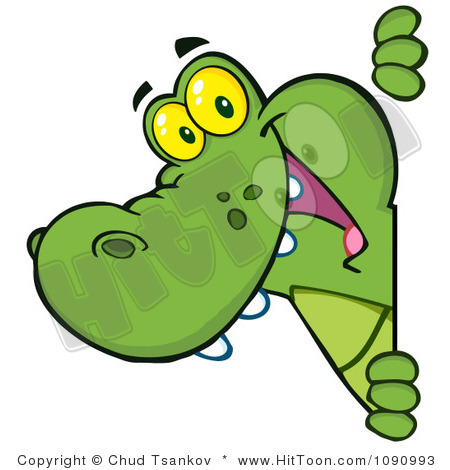 Cute Alligator Clipart | Clipart Panda - Free Clipart Images