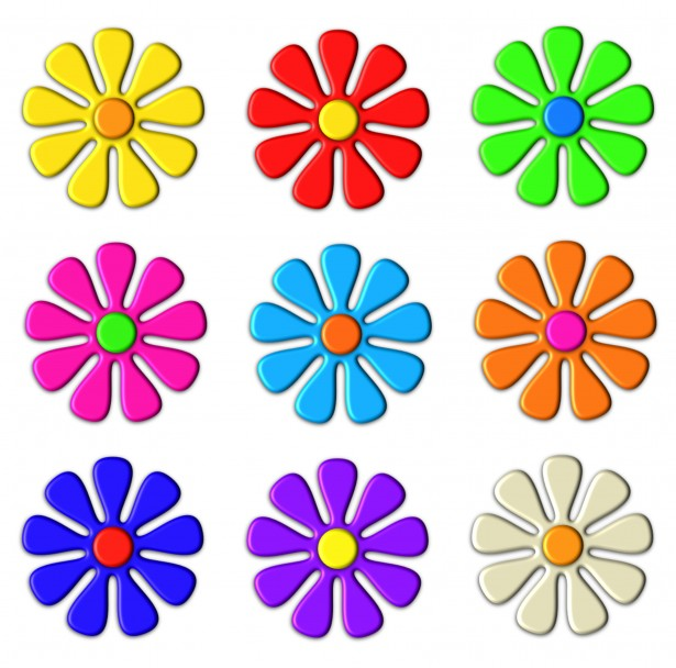 flower clipart clipart panda free clipart images rh clipartpanda com free flower clipart images flowers clip art images black and white