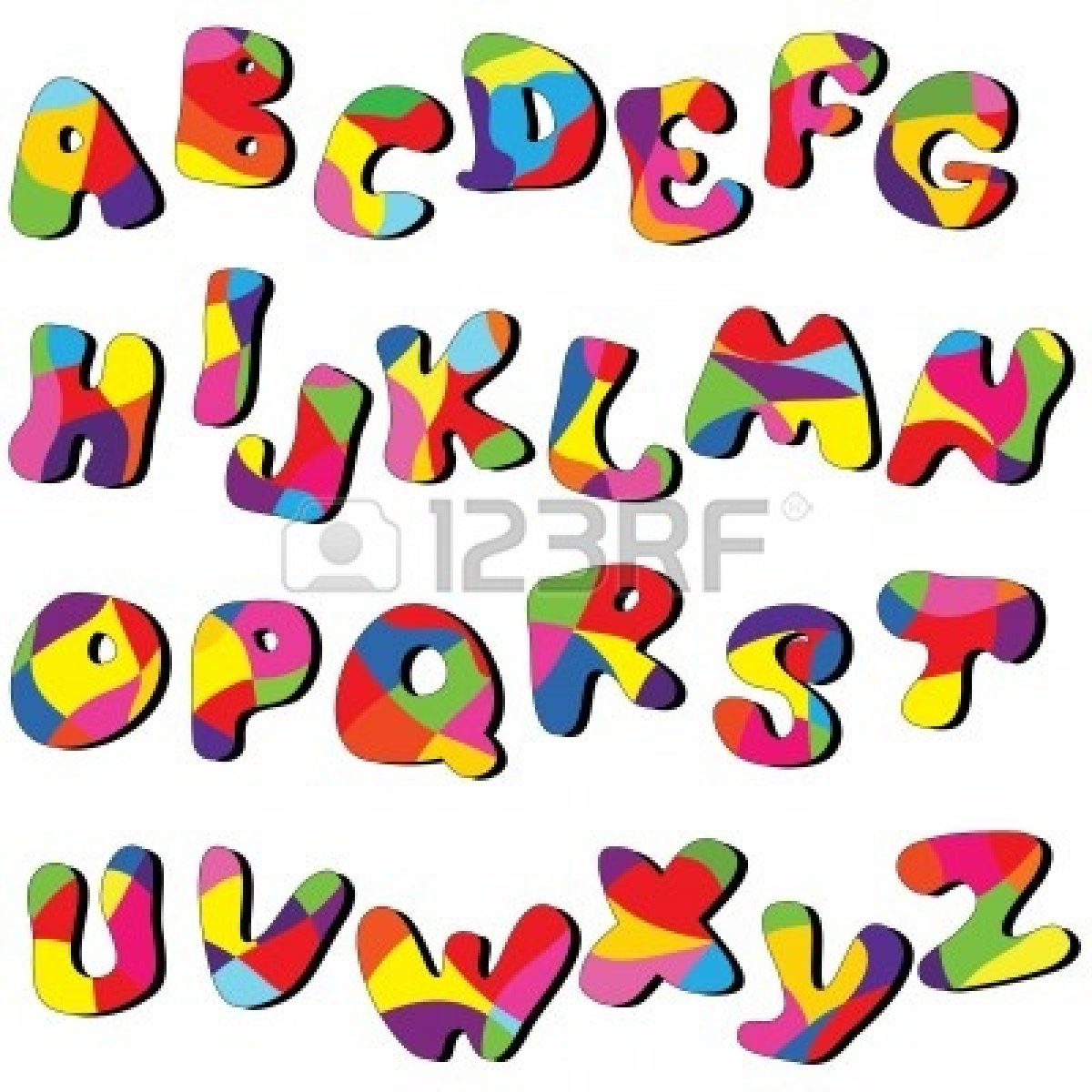 Alphabet Clipart For Kids | Clipart Panda - Free Clipart Images