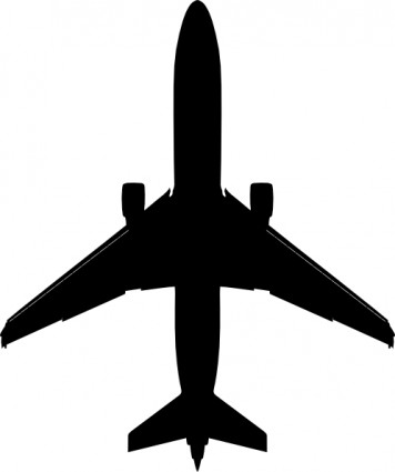 Vintage Airplane Clipart Silhouette Clipart Panda Free Clipart