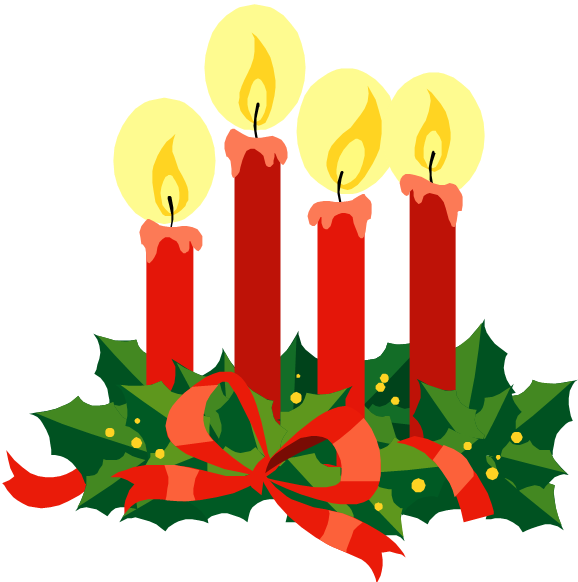 Clip Art Related Keywords & Suggestions - Advent Wreath Clip Art ...