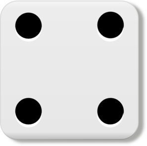2 dice clipart clipart panda free clipart images