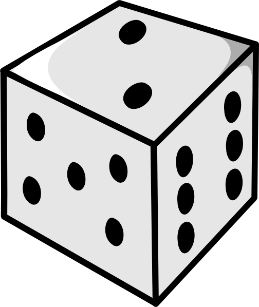 2 dice clipart png