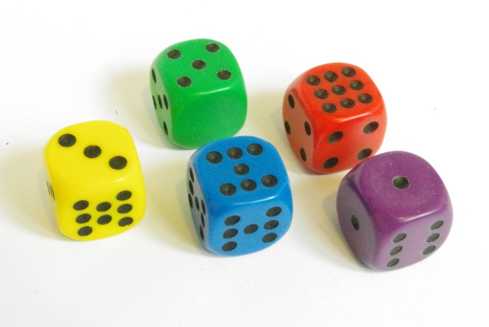 grime dice set of five clipart panda free clipart images