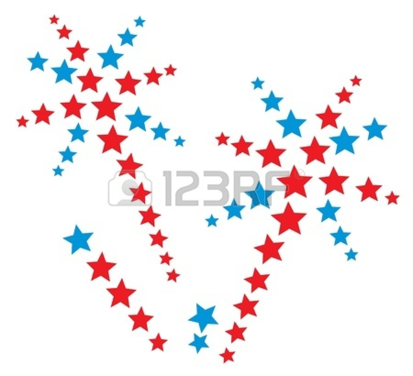 4th Of July Fireworks Background | Clipart Panda - Free Clipart Images