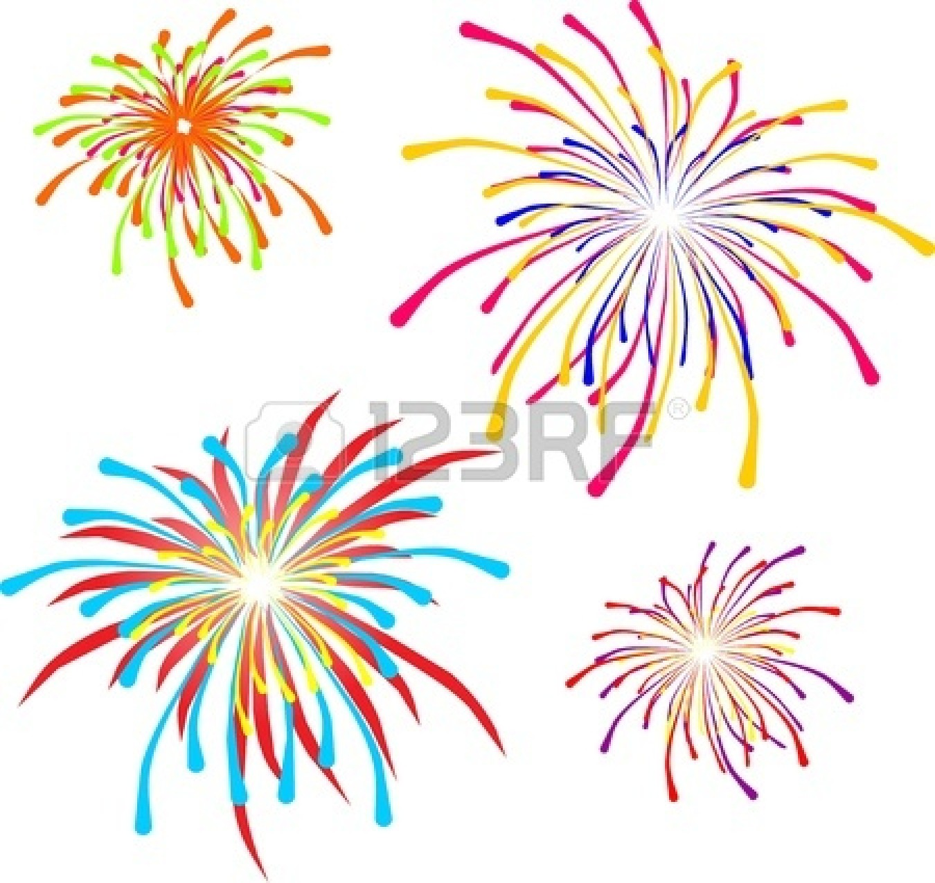 Fireworks Clipart No Background Clipart Panda Free Clipart Images ...