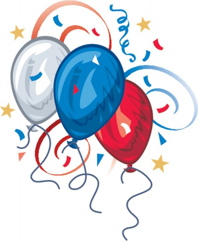 4th of July Celebration | Clipart Panda - Free Clipart Images