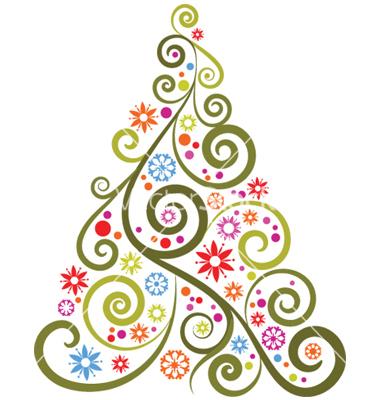 abstract-christmas-tree-clipart-abstract-christmas-tree-vector-119287 ...