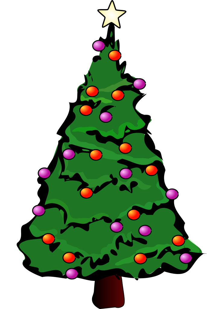free png Christmas Tree Clipart images transparent