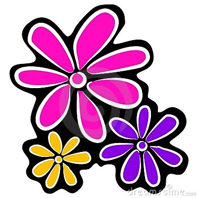 Abstract Flower Clip Art | Clipart Panda - Free Clipart Images