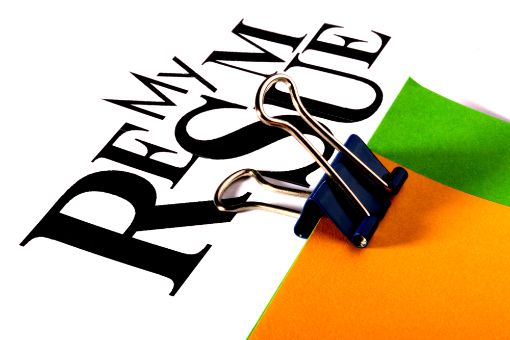 Teachers  Decluttering Your Resume in   Steps SlideShare