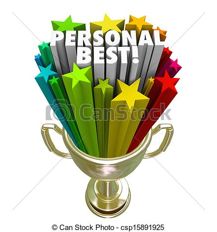 personal accomplishment achievement record trophy clipart words clip illustrate endeavor pride winner gold sporting event shutterstock powerpoint graphic graphics display