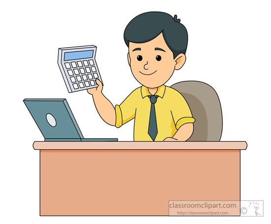Accounting Clip Art