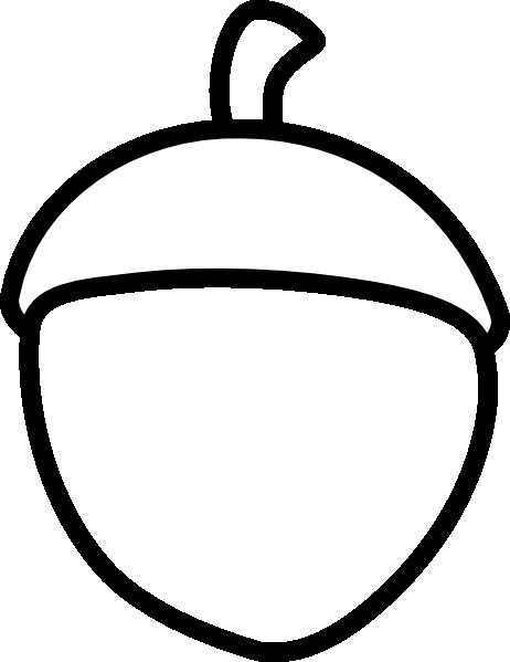Clip Art Acorn Clip Art acorn clipart black and white panda free images