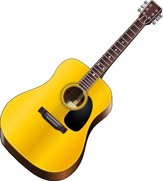 Acoustic Guitar Clip Art | Clipart Panda - Free Clipart Images