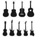 acoustic%20guitar%20clipart%20black%20and%20white