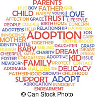 Adoption and related words, | Clipart Panda - Free Clipart
