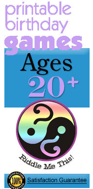 Adult Birthday Party Clip Art For Young Adults