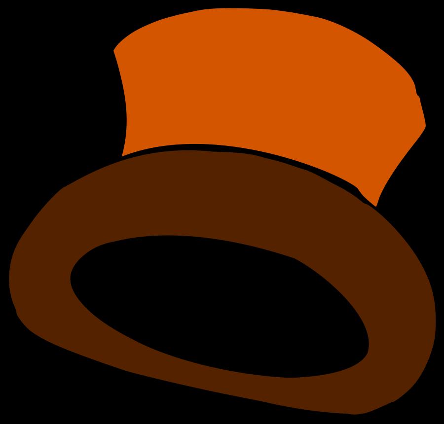 simple hat clipart vector clip