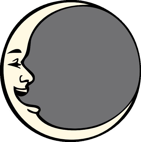 Aerospace Clip Art : Man in the moon clip art free clipart panda