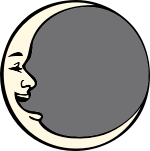 Man In The Moon Clipart | Clipart Panda - Free Clipart Images