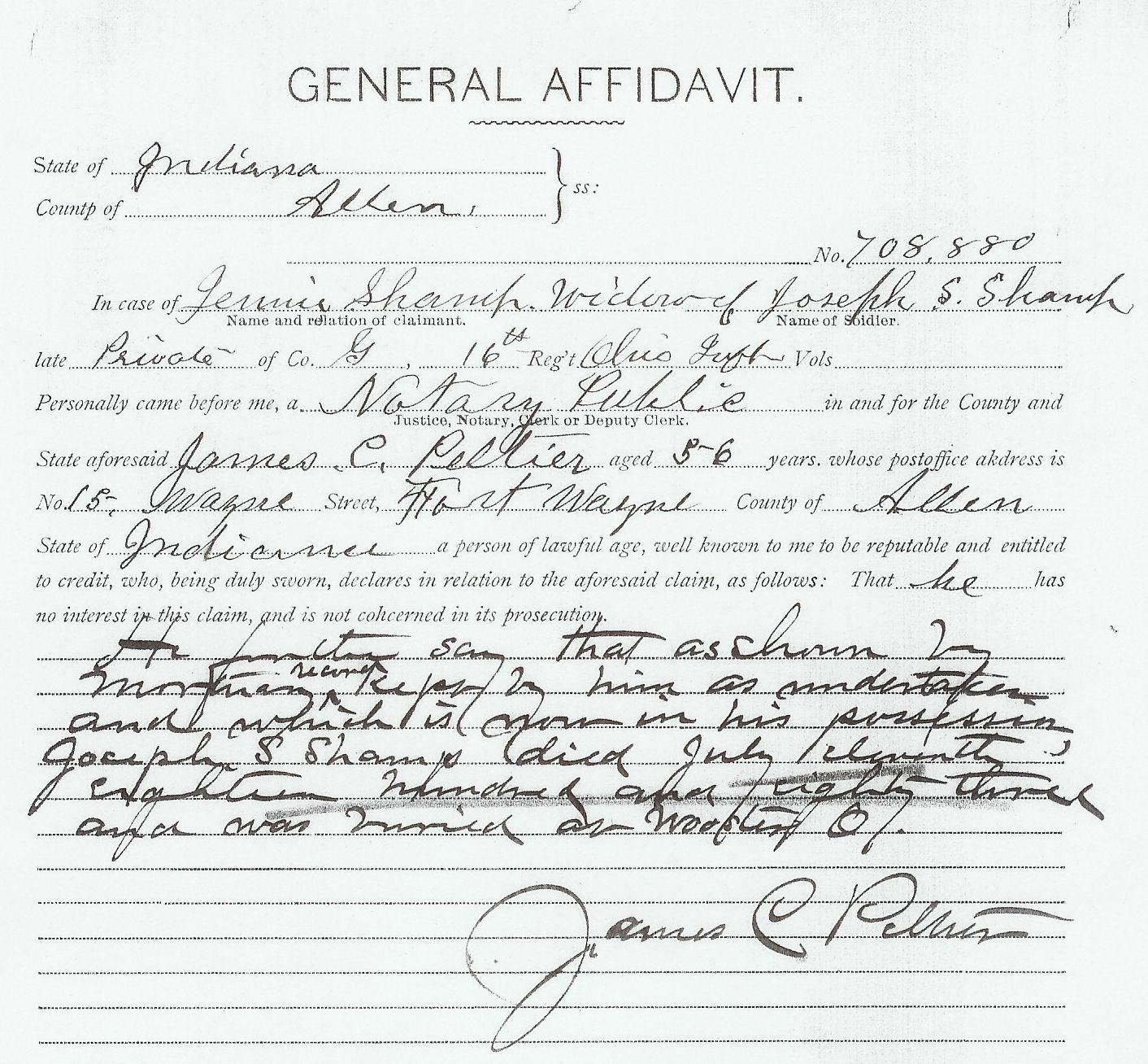 General Affidavit | Clipart Panda - Free Clipart Images