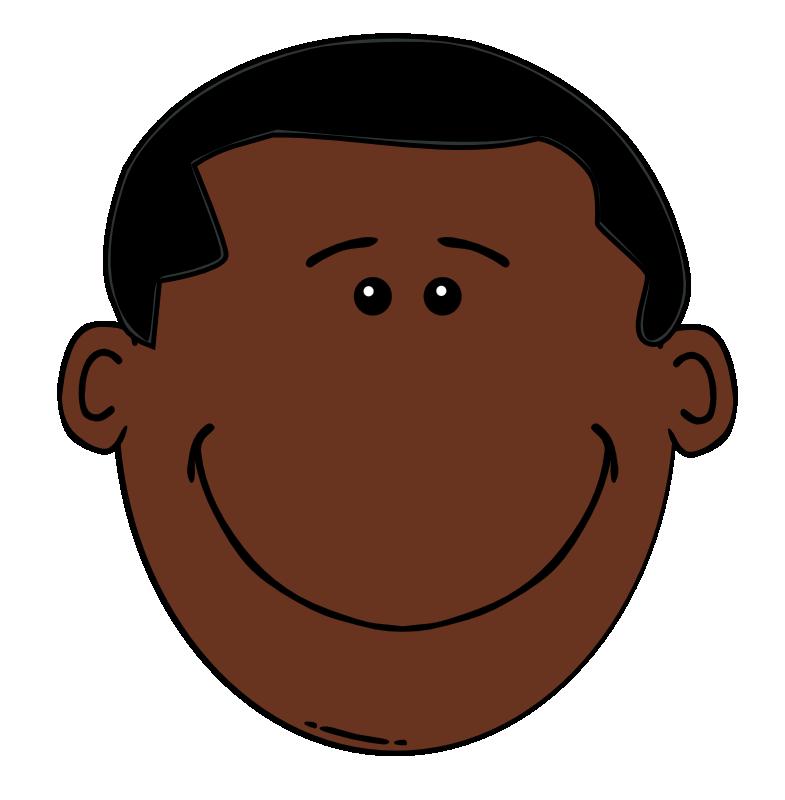African American Hair Clipart | Clipart Panda - Free ...