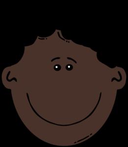 Black Hair Boy Clipart | Clipart Panda - Free Clipart Images