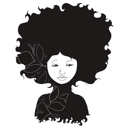 Afro Clipart Clipart Panda Free Clipart Images