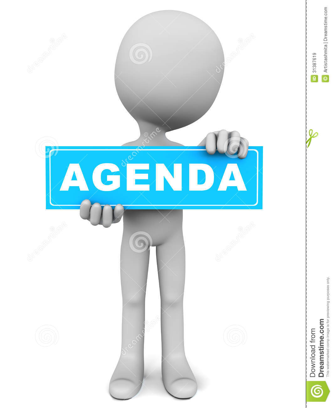 agenda-clipart-agenda-business-meeting-concept-banner-blue-over-white ...