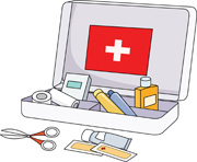 medical first aid kit clipart panda free clipart images first aid clip art free first aid clip art template