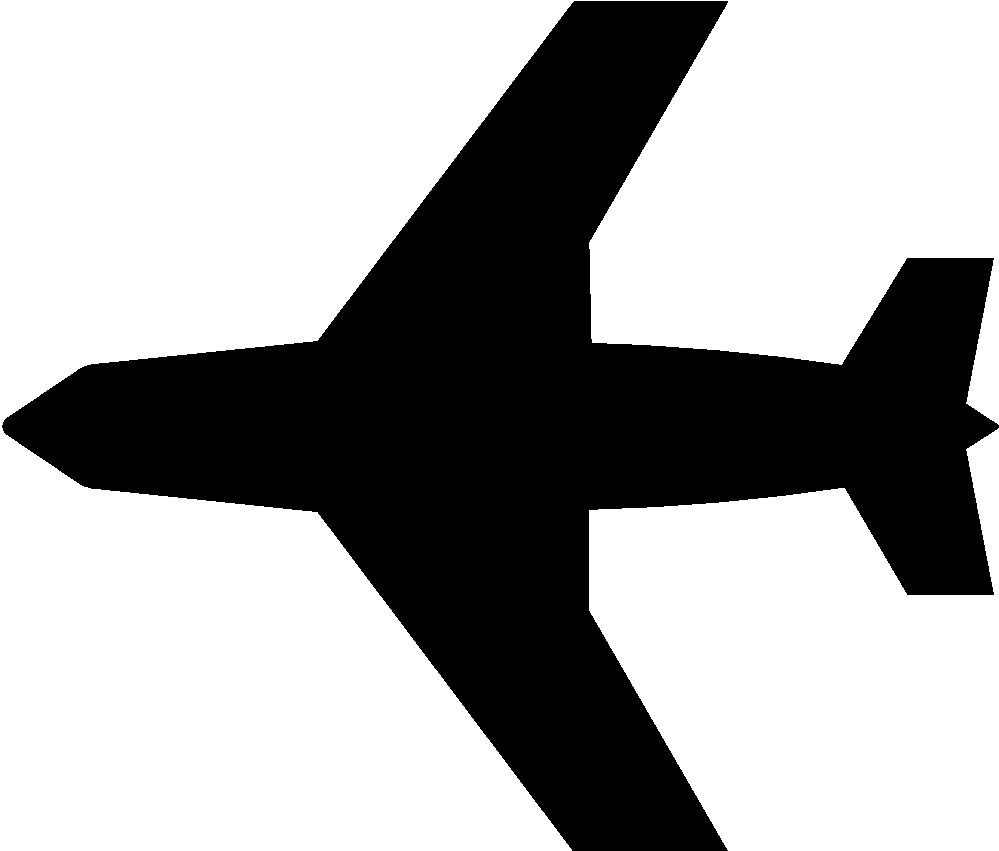 Clip Art Clip Art Plane airplane clipart black and white panda free images