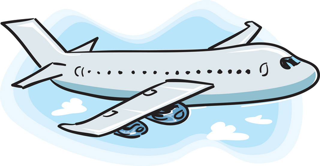 Airplane Clip Art For Kids | Clipart Panda - Free Clipart ...