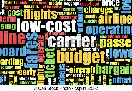 airlines low cost carrier and airline industry The airline industry is evolving from merely providing transportation to being a hospitality and services business and american airlines ranks third (700) low-cost carrier rankings jetblue airways ranks highest in the low-cost carrier segment for a 10th consecutive year, with a score of 801.