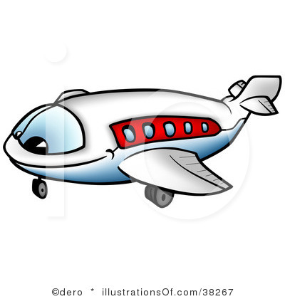 Free Airplane Clipart