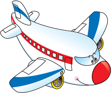 Airplane Clip Art Silhouette | Clipart Panda - Free Clipart Images