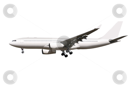 Plane on white background | Clipart Panda - Free Clipart ...