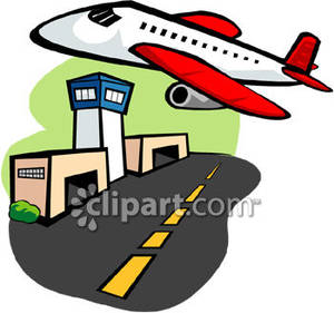 Airport Clip Art | Clipart Panda - Free Clipart Images