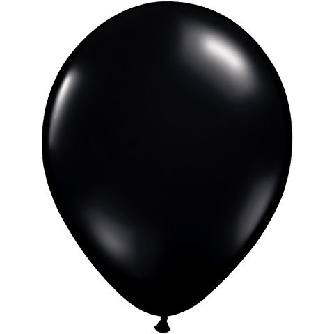 Party Balloon Silhouette Birthday Balloon Silhouette