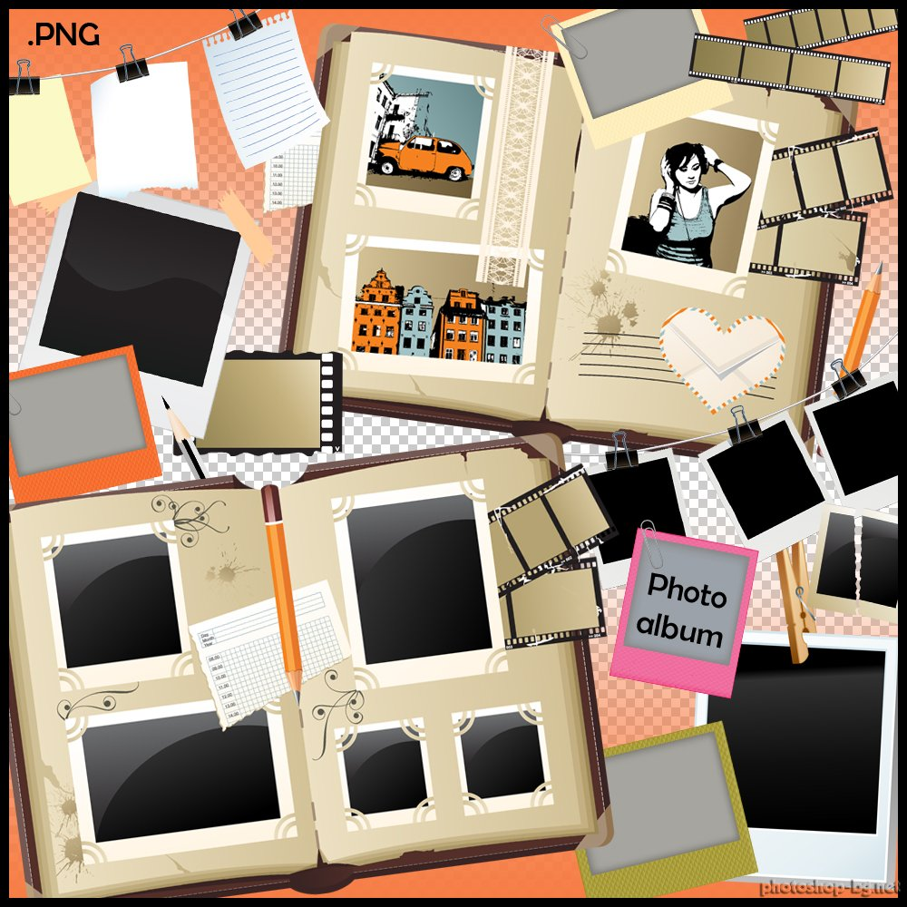 photo album clipart clipart panda free clipart images