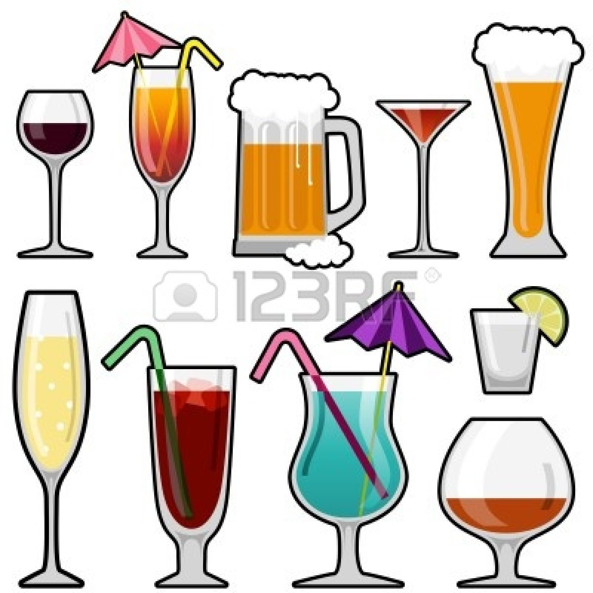 Alcohol Clip Art Free | Clipart Panda - Free Clipart Images