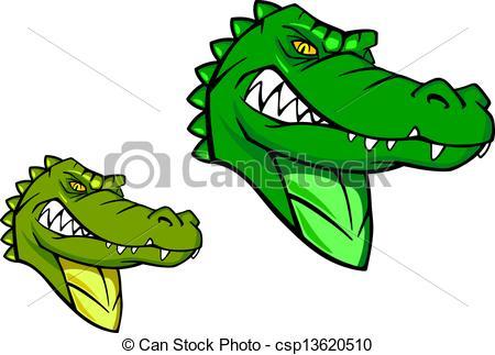 Vector - Green wild alligator | Clipart Panda - Free ... - photo#21