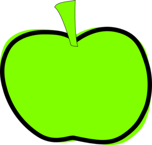 apple on green apple clip art clipart panda free clipart images rh clipartpanda com red yellow green apple clip art green apple clipart png