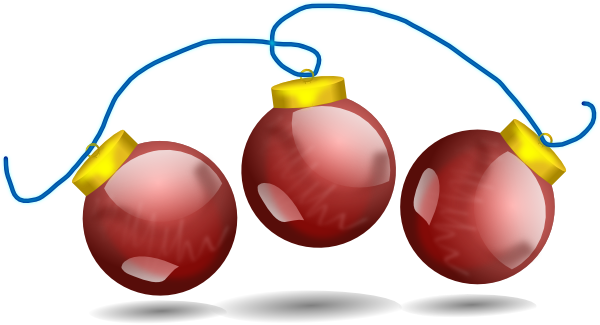 Picture Of Christmas Tree Decorations