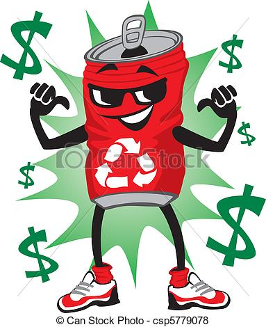 Aluminum Clipart Can Stock Photo Stinky Garbage