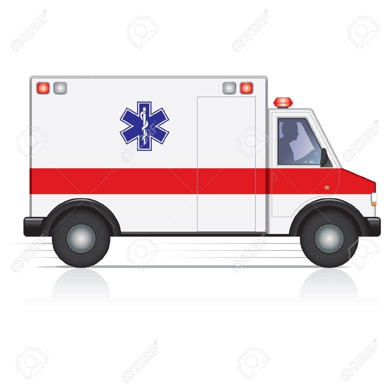 clip art ambulance pictures - photo #22