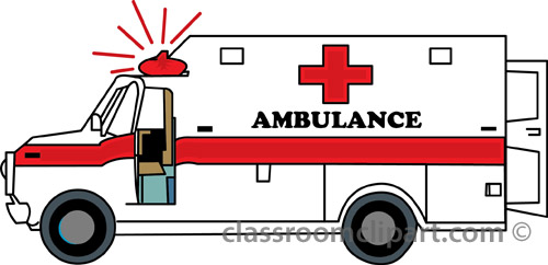 Ambulance clipart  Ambulance Clipart | gispatcher.com