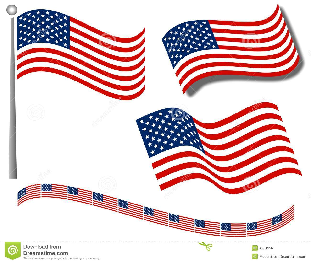moving clip art flags - photo #45