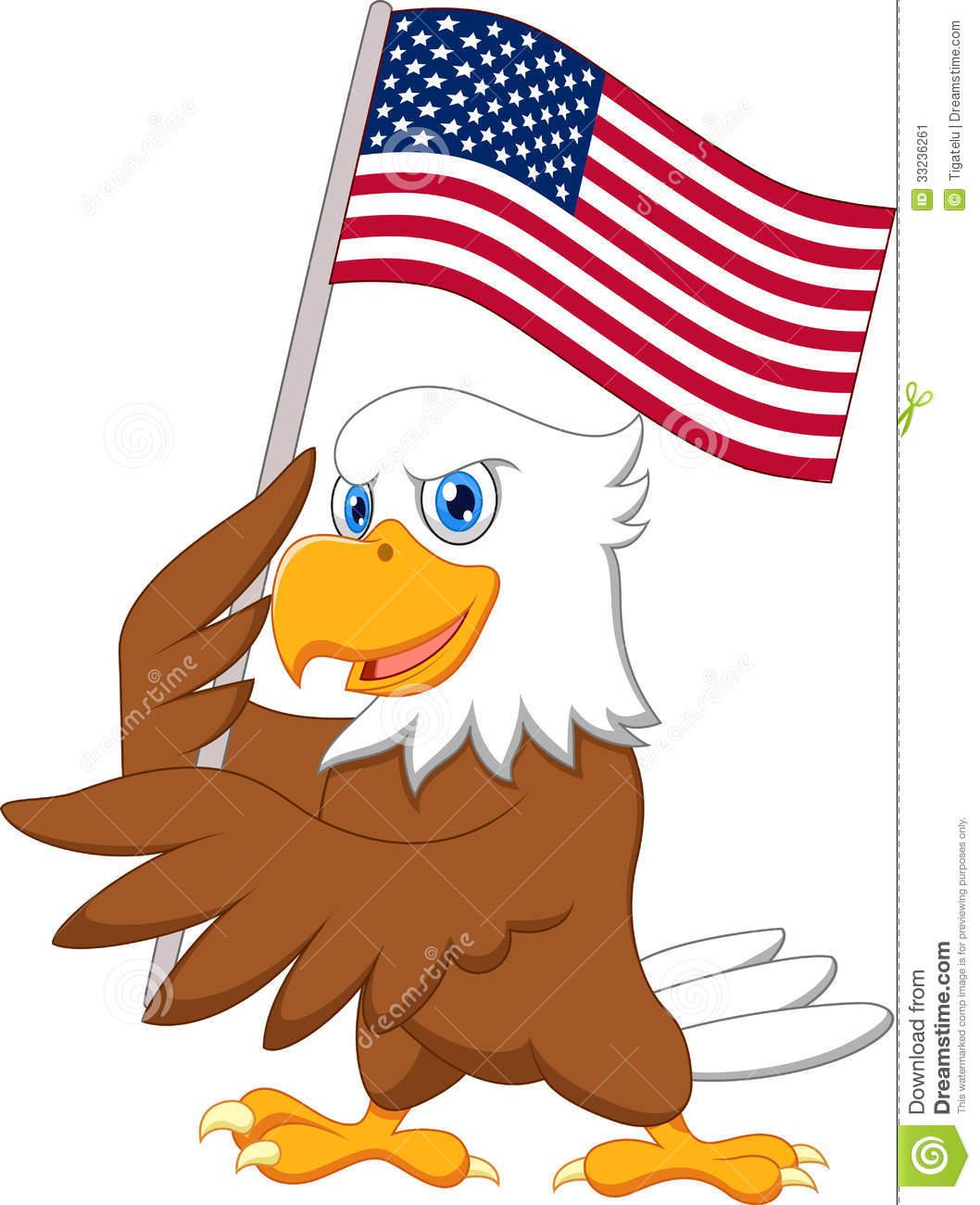 clip art american flag eagle - photo #22