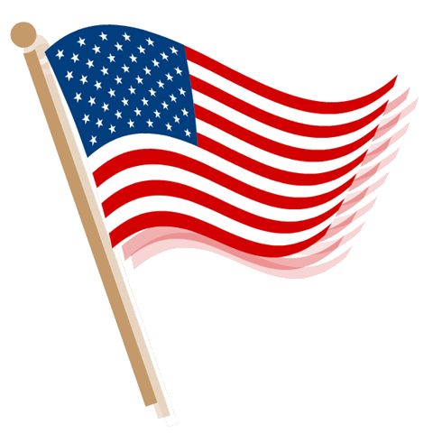 Clip Art Clipart American Flag american flag banner clipart panda free images